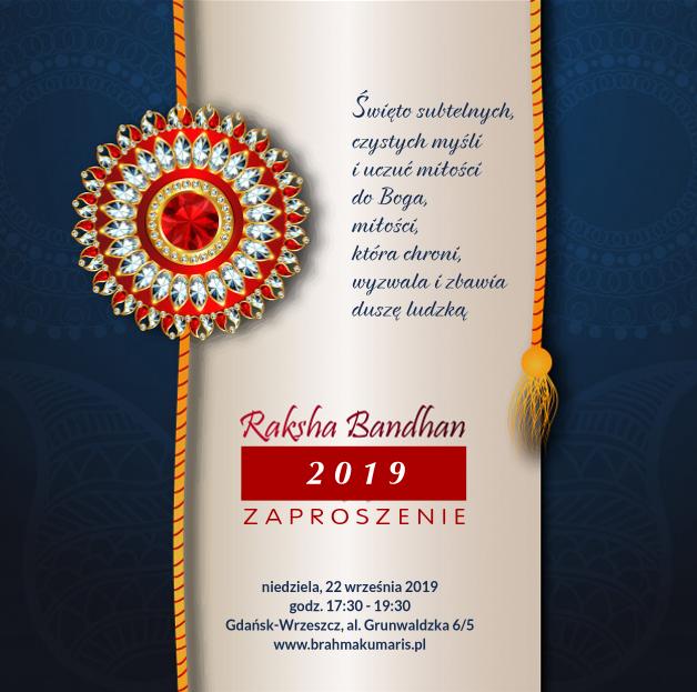 Święto Rakhi w Gdańsku @ Ośrodek Brahma Kumaris w Gdańskiu